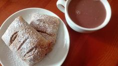 French Toast, Paleo, Pudding, Breakfast, Desserts, Food, Morning Coffee, Meal, Custard Pudding