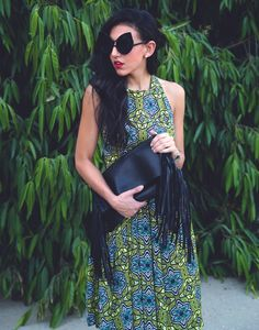 Day 1 of Hadia Ghaleb's Style Diary!