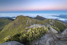 Pico do Cristal - Parque Nacional do Caparaó - MG
