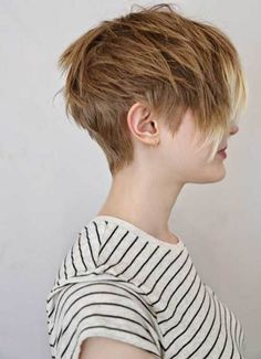 Textured Short Hairstyles 1