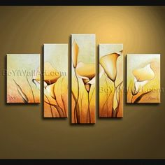 Huge Modern Contemporary Rough Textured Oil Painting Wall Art Home Decor Framed