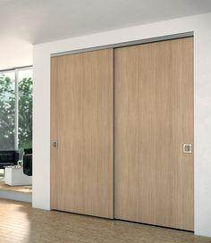 Porte Coulissante Salle De Bains Doors Roll Shutters Pinterest - Porte placard coulissante jumelé avec les portes blindées