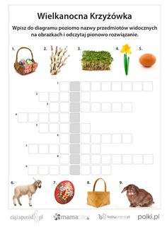 Polish Language, Montessori Materials, Baby Online, Kids Education, Asd, Crafts For Kids, Preschool, Easter, Children