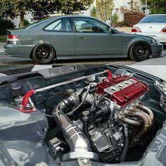 6,557 отметок «Нравится», 7 комментариев — Honda & Acura Page (@vtec_lab) в Instagram: « Owner : @dsdonejimmy #honda #hondacivic #civiccoupe #vtec #vtec_lab #engineporn #hondalove…»