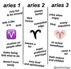 Aries Zodiac Facts, Aries Quotes, Aries Sign, Aries Horoscope, Zodiac Signs Astrology, Zodiac Memes, Zodiac Star Signs, Arte Aries, Aries Aesthetic