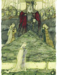 """The King Lear"", Pavel Tatarnikov (ill)"