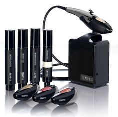 Temptu Airbrush Makeup Kit: foundation, blush, bronzer, eye wear, etc. {temptu online}