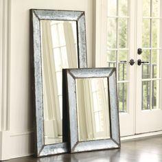 Zinc Framed Mirror | Ballard Designs