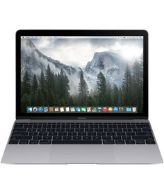 Apple MacBook 12/SGrey/CM 1.1G /8GB/256GB/HD5300