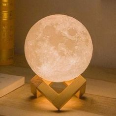 Moon Lamp Japanese Interior design