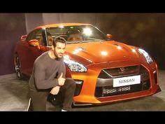John Abraham launches much awaited car NISSAN GTR. John Abraham, Nissan, Product Launch, Car, Youtube, Pictures, Photos, Automobile, Autos