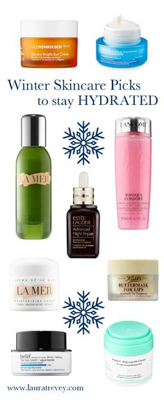 It's Winter and my skin is dry beyond belief. I need to add some serious moisture to my skin. Here are 8 winter skincare picks to stay hydrated. Beauty Over 40, Beauty Make Up, Skin Care Regimen, Skin Care Tips, Dry Skincare, Scaly Skin, How To Apply Foundation, Hand Care, Stay Hydrated