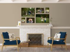 Wall Art Wednesday – Showcase Canvas Portrait Art | Northeastern NC Family Portrait Photographer