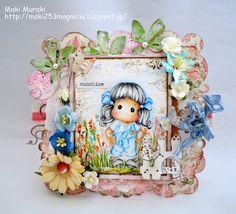Maki's Magnolia Diary