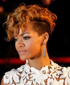 25 Greatest Rihanna Short Hair Styles — Fashion Icon to Follow