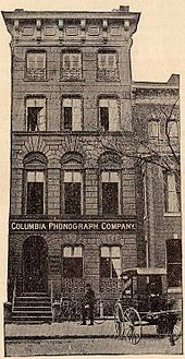 Columbia Records - The Columbia Phonograph Company was founded by stenographer, lawyer and New Jersey native Edward Easton (1856–1915) and a group of investors. It derived its name from the District of Columbia, where it was headquartered Wikipedia, the free encyclopedia