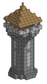 minecraft guard tower creaciones para minecraf - Everything About Minecraft Mobs Minecraft, Minecraft Castle Blueprints, Minecraft Posters, Minecraft Statues, Minecraft Building Guide, Minecraft Farm, Minecraft Structures, Easy Minecraft Houses, Minecraft Plans