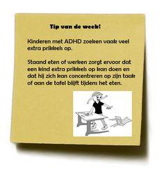 Tipwk15 2013  Niet alleen voor kinderen met ADHD..