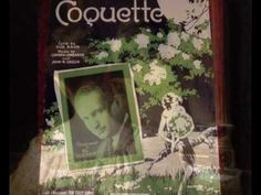 """""""COQUETTE"""" Words by Gus Kahn Music by Carmen Lombardo and Johnny Green Performed by Guy Lombardo and his Royal Canadians Vocal by Carmen Lombardo Recorded Ma. Guy Lombardo, Moving To Chicago, Saxophone Players, Old Records, Bing Crosby, Chicago Tribune, Paradise Island, Arabian Nights, Music Lessons"""