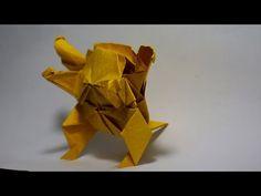 How to make an origami Pokemon - Blastoise (Henry Phạm) - YouTube