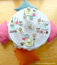 Sweet Sundae Birthday Party – Be #PartyReddi | PartyBluPrints.com