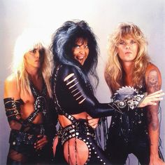80s Hair Metal, Hottest Guy Ever, Glam Metal, 90s Hairstyles, Punk, Rockn Roll, Heavy Metal Bands, Wasp, West Hollywood
