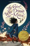 The Girl Who Drank The Moon  The Girl Who Drank the Moon by Kelly Barnhill My rating: 4 of 5 stars Winner of the 2017 Newbery Award. Fantasy with a little bit of Dystopian. Each year the village leaves the last child born for the witch to take. Unbeknownst to them the witch herself has no idea why the heartless village leaves a helpless child out to die each year. The witch takes the child to a family that wants them. However everything is about to change when the witch keeps a child as her…