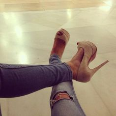 Crazy For High Heels