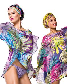 Undercolors of Benetton Spring/Summer 2012 Beachwear Collection