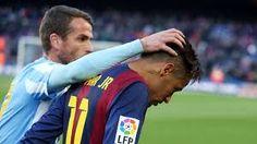 Barcelona 0 - 0 Malaga VideoCompetition: La Liga SantanderDate: 19 November 2016Stadium: Camp Nou (Barcelona)