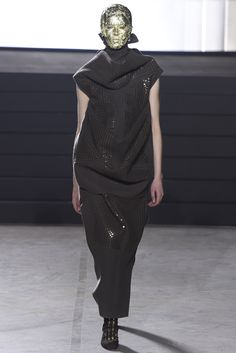 LOOK | 2015-16 FW PARIS COLLECTION | RICK OWENS | COLLECTION | WWD JAPAN.COM