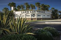 The Entrance @ Lake Las Vegas