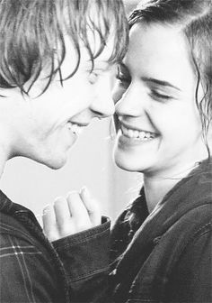 Ron and Hermione (Harry Potter) (Harry Potter by J.K. Rowling)
