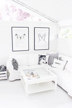 Wonderful house picture framed wall #house Interior items  #modern black n white