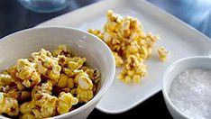 Maïs soufflé à l'érable et à la fleur de sel - Recettes de cuisine, trucs et conseils - Canal Vie
