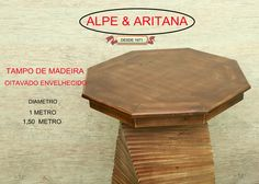 Mesa oitavada. Acesse nosso site: www.alpearitana.com.br ou fale conosco: marketing@alpearitana.com.br