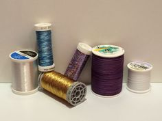 Add Variety to Your Sewing Projects with these Six Thread Types - Try fun options to take your sewing to the next level.