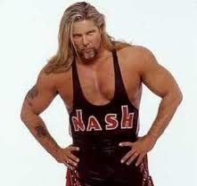 Kevin Nash - met him briefly one night  in the 90s at an Alex's Restaurant...