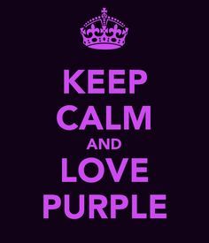 Winter Wonderland 2014 craves purple perfection! Add purple accessories, eye liners, or clothing to stand up and stand out!