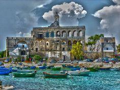 221  castello di san vito Polignano a mare, polignano a mare, Bari, Puglia, (foto di harley spicespan)