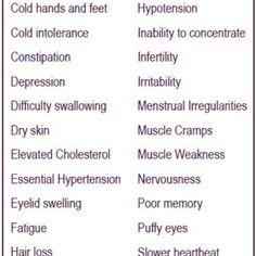 3 Common Symptoms Of Thyroid Disease