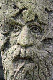 green man                                                                                                                                                                                 More Sculpture Art, Metal Sculptures, Abstract Sculpture, Bronze Sculpture, Holly King, Celtic Green, Architectural Sculpture, Woodland Creatures, Green Man