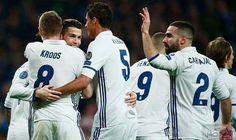 """""""ريال مدريد"""" الإسباني يلاقي """"بيتيس"""" لمواصلة المنافسة…: يستقبل فريق ريال مدريد ضيفه ريال بيتيس، على ملعبه """"سانتياغو بيرنابيو""""، في العاشرة…"""