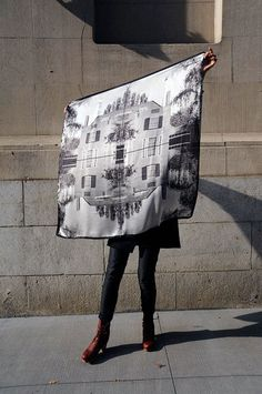 CREATIVE ARCHIVE SCARVES