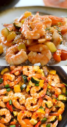 Shrimp Recipes For Dinner, Shrimp Recipes Easy, Seafood Dinner, Fish Recipes, Seafood Recipes, Asian Recipes, Cooking Recipes, Healthy Recipes, Chicken Recipes