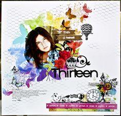 Thirteen - Scrapbook.com
