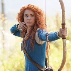 Once Upon a Time's Merida Reveals the Cast Member She Loves Working With the Most