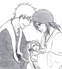 Find images and videos about bleach, kurosaki ichigo and kuchiki rukia on We Heart It - the app to get lost in what you love. Bleach Ichigo And Rukia, Bleach Anime, Kuchiki Rukia, Manga Anime, Anime Art, Shinigami, Bleach Couples, Bleach Fanart, Anime Ships