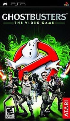 NEW SEALED GHOSTBUSTERS THE VIDEO GAME FOR PSP PLAYSTATION PORTABLE SYSTEM  #ad