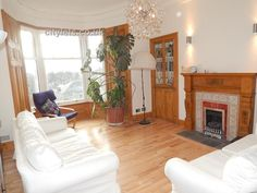 Extremely large, beautiful flat to rent in Dundee's Maryfield